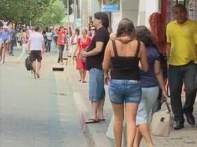 Data do Dia das Mães é de muita movimentação no comércio em Teresina - Data do Dia das Mães é de muita movimentação no comércio em Teresina