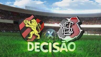 Empolgação do Sport e do Santa Cruz para a final do Pernambucano - Técnicos, jogadores e atletas de cada time animados para a decisão