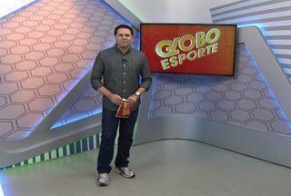 Confira o Globo Esporte deste sábado (11/05) - Programa destaca a briga pela vaga na final do Campeonato Sergipano.
