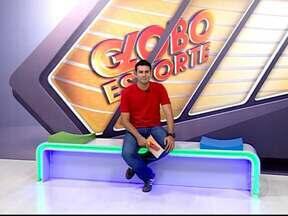 Globo Esporte - TV Integração - 11/05/2013 - Veja as notícias do esporte do programa regional da Tv Integração