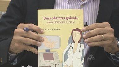 Escritora Naira Ramos lança obra que fala sobre a gravidez - A escritora, que também é médica, fala sobre a inspiração que a motivou a escrever um livro para tratar sobre o tema.