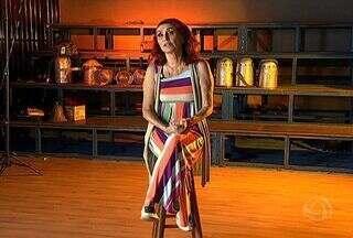 Acompanhe no Meu MS uma homenagem a Lais Doria - A artista é uma personalidade de Campo Grande e incentivadora do teatro na capital. Acompanhe no Meu MS essa homenagem.