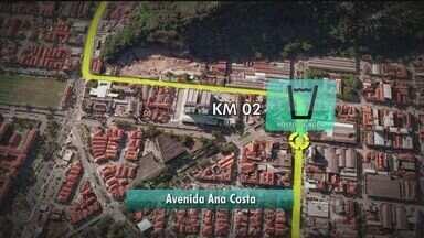 Equipes de saúde e trânsito participam de esquema para os 10 KM Tribuna FM - Companhia de Engenharia de Trânsito (CET) de Santos fará alterações no trânsito para a prova. Veja o percurso da competição.