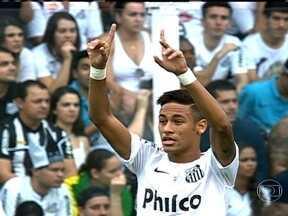 Santos recusa proposta de R$ 47 milhões do Barcelona por Neymar - O clube teria direito a 55%: cerca de R$ 26 milhões. Os outros R$ 21 milhóes ficariam com duas empresas de investimento esportivo que detêm parte dos direitos econômicos de Neymar.