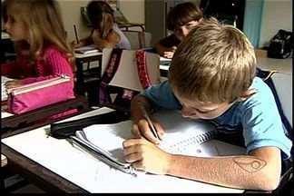 Escola em Itarana, Noroeste do ES, é considerada a melhor da zona rural do estado - Título é com base em dados da Secretaria Estadual de Educação.Confira como é o funcionamento da escola.