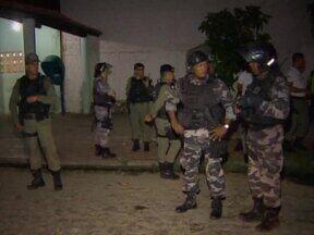 Mais de 30 adolescentes participam de rebelião no Centro Educacional Masculino - Mais de 30 adolescentes participam de rebelião no Centro Educacional Masculino