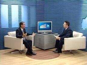 Presidente do Crea-PI fala sobre os números de obras irregulares do Piauí - Presidente do Crea-PI fala sobre os números de obras irregulares do Piauí