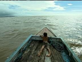 Globo Mar navega pelo encontro das águas do Arquipélago do Marajó - A calmaria dos rios, a força do mar. O programa começa com o pé no rio, no Rio Guamá. Em Belém do Pará, começa a viagem em uma lancha, que tem um nome bastante sugestivo: devaneio.