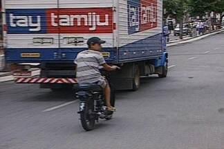 'Cinquentinhas' só podem ser retidas por polícia de trânsito municipal em Campina Grande - Companhias de Policiamento de Trânsito da Paraíba não poderão mais apreender esse tipo de moto de baixa cilindragem.