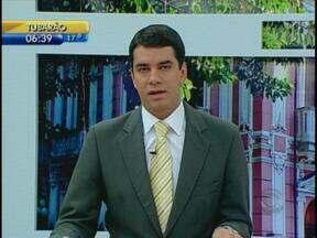 Penitenciária de São Pedro de Alcântara é administrada por novo diretor - Penitenciária de São Pedro de Alcântara é administrada por novo diretor.