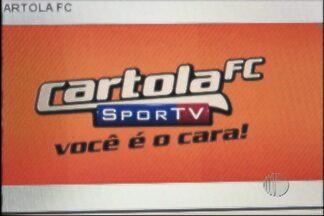 Primeira rodada na Liga Esporte D no Cartola FC - O campeão da rodada foi o JuninhoSpfc1935 com 120,44 pontos conquistados