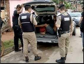 Operação Setor 3 cumpriu mandatos de busca, apreensão e prisão em Coronel Fabriciano - 50 policiais civis e militares participaram da operação de combate ao tráfico de drogas e homicídios