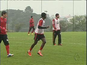 Atlético ainda esta indefinido - O time joga contra o Cruzeiro pela segunda rodada do brasileirão.
