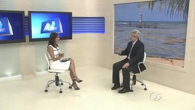 Estúdio: Adriano Soares - Secretário Estadual de Educação - Entrevistado fala sobre reformas de escolas no interior