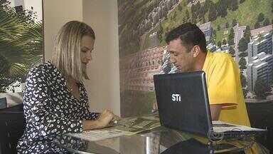 Setor imobiliário está aquecido no Litoral Sul de Pernambuco - Aumentou procura por bairros planejados, como condomínios maiores, construídos perto de postos de saúde, mercados e escolas.