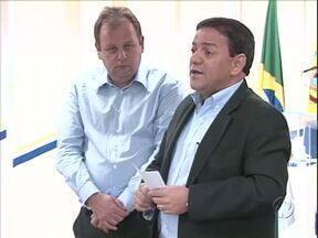Hospitais cobram novas medidas para evitar a superlotação em Umuarama - Houve uma reunião entre a prefeitura e diretores de hospitais para encontrar maneiras de evitar o excesso de pacientes.