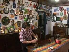 Assista ao 3º bloco do Caminhos do Campo do dia 02 de junho - Produtora rural, que coleciona mais de 500 relógios, ensina como aproveitar melhor o tempo