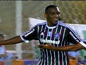 Confira os gols deste domingo (2) pelo Brasileirão - O Fluminense venceu o Criciúma pelo placar de 3 a 0. O Bahia derrotou o Internacional por 2 a 1.