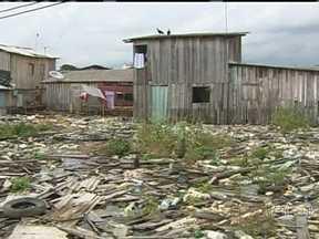 Norte do Brasil tem seca no Acre e enchente no Amazonas - Na região norte do Brasil, os dois estados vizinhos estão enfrentando situações opostas que prejudicam milhares de moradores.