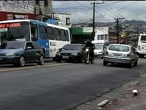 Avenida Belmira Marin é uma das campeãs de trânsito - A via, na Zona Sul da capital, recebeu muitas queixas de moradores no mapa do Anda SP. Vinte e quatro linhas de ônibus passam pela avenida. Nos horários de pico, a média de congestionamento é de mais de um quilômetro.