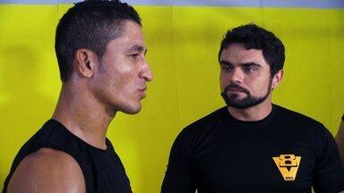 Se Liga - PGM 156 - Bloco 1 - Daniel Viana conversa com atletas cearenses do MMA