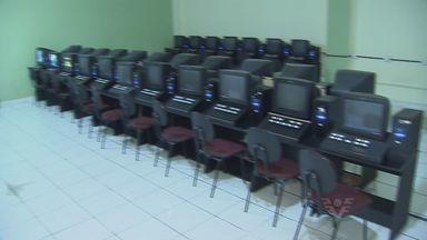 Polícias Civil e Militar fecham 13 casas de jogos de azar na região - Operação foi realizada também pelo Ministério Público com apoio da corregedoria das polícias