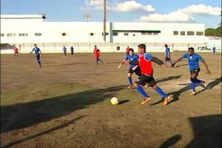 Ecus enfrenta o Manthiqueira pela Segunda Divisão do Paulista - O jogo será realizado às 10h da manhã, deste domingo e o time do Alto Tietê precisa da vitória