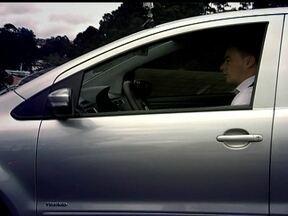 Usuários do Rodoanel sofrem com congestionamentos - Os usuários do Rodoanel gostariam de circular normalmente, mas os motoristas enfrentam muitos congestionamentos nos horários de pico. Uma ironia, já que a via foi construída para agilizar os deslocamentos.