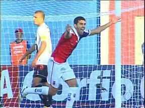 Paraná Clube vence no retorno à Vila Capanema - O J.Malucelli perdeu em casa para o Londrina, na série D