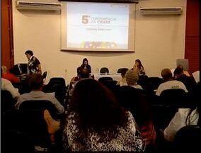 Representantes de 11 municípios do Leste MG se reuniram na quinta conferência das cidades - Reunião foi realizada em Fabriciano.