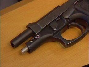 De cada mil armas existentes no Piauí, apenas uma é legalizada - Apenas uma em cada mil armas é legalizada no Piauí