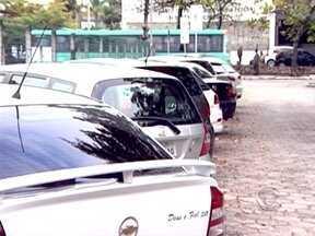 Falta vagas de estacionamento no Centro de Florianópolis - Falta vagas de estacionamento no Centro de Florianópolis