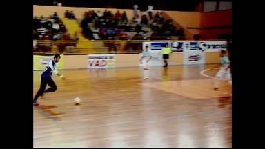 Faltando dois dias para final da Copa Rio Sul de Futsal, torcidas se animam - Depois de três meses de disputa, Volta Redonda e Piraí chegaram à decisão; jogo é na Ilha São João, no sábado (15), às 10h.