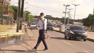 Justiça determina construção de passarelas em via no Ceará - Passarelas devem reduzir o número de acidentes.