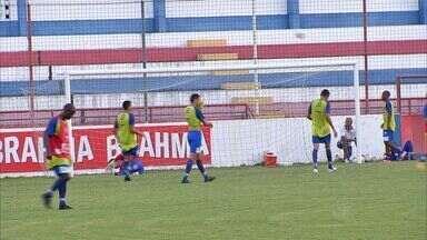 Confira as notícias do esporte no Ceará - Fortaleza se prepara para o confronto contra o Rio Branco.