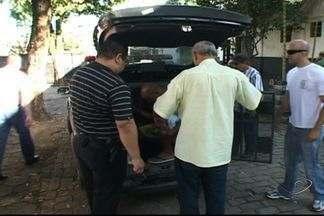 Suspeitos de envolvimento com o tráfico de drogas são presos em Cachoeiro, Sul do ES - Ao todo, seis foram presos no distrito de Itaoca Pedra.