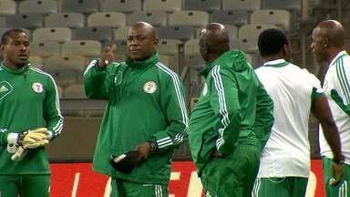 Taiti e Nigéria fecham primeira rodada da Copa das Confederações em BH - Seleções se enfrentam nesta segunda-feira.