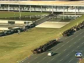 Presidente Dilma cancela duas viagens - Segundo a presidência, essas viagens foram adiadas para que a presidente Dilma Rousseff possa acompanhar de perto as manifestações que acontecem por todo o Brasil.