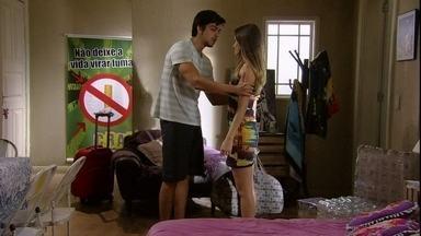 Malhação - Capítulo de quinta-feira, dia 20/06/2013, na íntegra - Fatinha conversa com Bruno e decide sair de casa