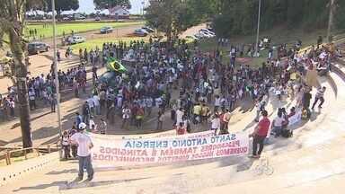 Milhares de pessoas sairam as ruas contra a corrupção em Porto Velho - De acordo com a Polícia Militar cerca de 20 mil pessoas participaram em em Porto Velho. Os protestos aconteceram em todo país.