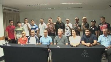 Prefeitura de Manaus dará bolsa extra para atletas do Shooto 40 - Evento de MMA ocorre neste domngo, no Studio 5, na Zona Sul. Luta principal será entre o amazonenses Ronys Torres e o goiano Geraldo Ferro
