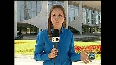 Gioconda dá notícias da reunião do governo em Brasília - Dilma discute o que fazer para que as manifestações continuem sem violência