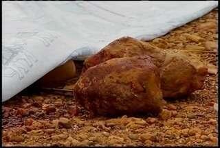 Corpo de homem é encontrado na zona rural de Montes Claros - Rapaz teria mudado para cidade após se divorciar