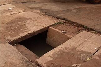 Moradores de São Luís reclamam da falta de saneamento - Moradores da Areinha, Coheb-Sacavém e Coroadinho, em São Luís, reclamam da falta de saneamento básico nos bairros.