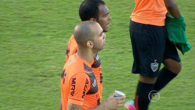 Atlético-MG volta a treinar depois de 8 dias de descanso - Neste sábado, Japão e México jogam no Mineirão.