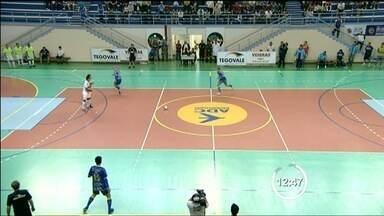 São José conquista o hepta da Copa Vanguarda de Futsal - Time venceu o Guaratinguetá por 1 a 0 na manhã deste sábado (22).