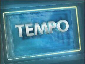 Domingo deve ser frio e com chuva fina - A temperatura mínima em Cascavel será de 8º.