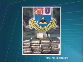 Argentino é preso com 28 quilos de cocaína - Ele disse que levaria a droga para Maringá. Estrangeiro foi preso.