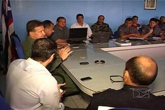 Segurança da manifestação é discutida entre organizadores e a polícia - Reunião ocorreu na manhã deste sábado (22).