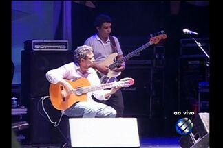 Festival reúne ritmos que vão do pop ao jazz, em Belém - Confira com o repórter Márcio Lins.